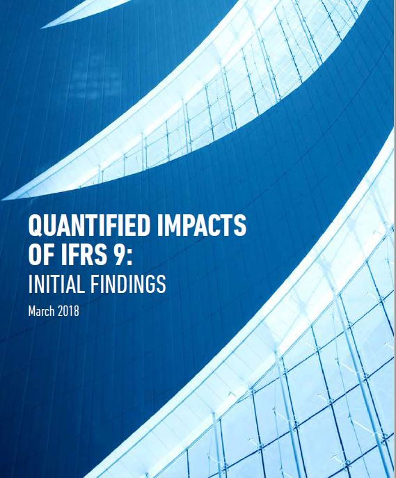 Quantified impacts of IFRS 9 – initial findings – Mazars Malta 2018