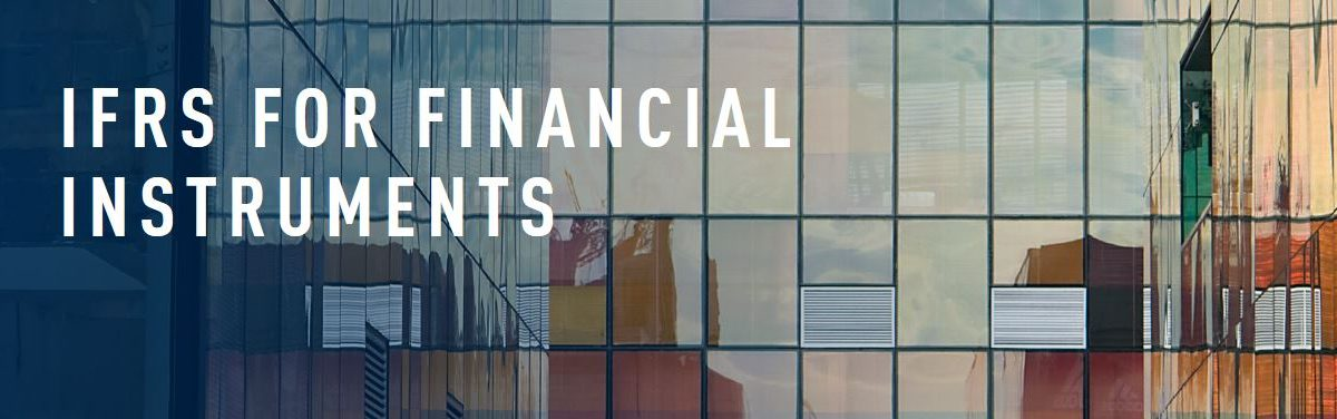 IFRS for Financial Instruments