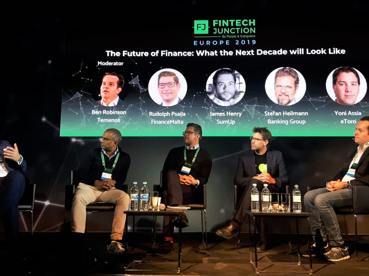FinanceMalta's chairman addresses FinTech Junction event in Berlin