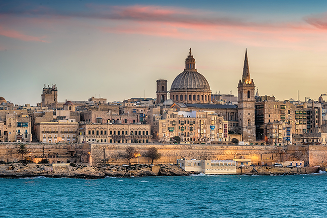 EC Forecasts Malta with Third Lowest Negative Growth Rate in the Euro area