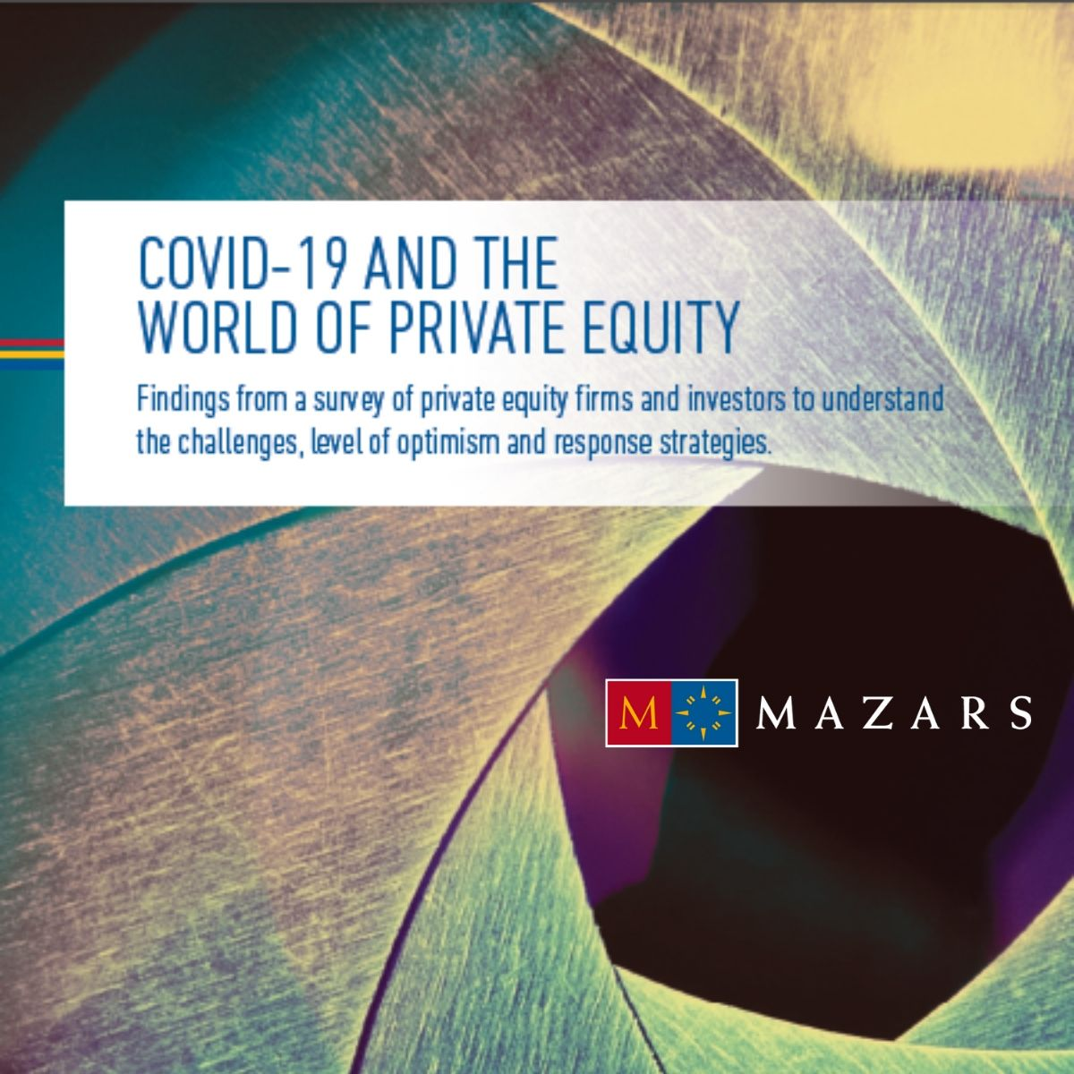 COVID-19 and the World of Private Equity