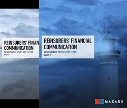 Reinsurers' Financial Communication: 2019-2020 Benchmark study