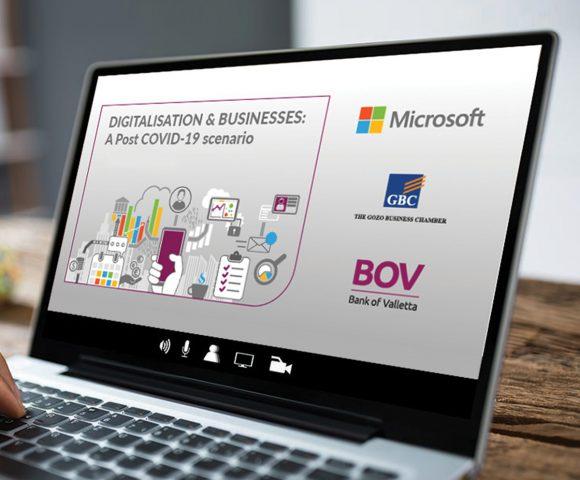 Digitalisation and Businesses: A Post COVID-19 Scenario