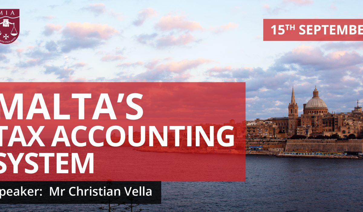 Malta's Tax Accounting System