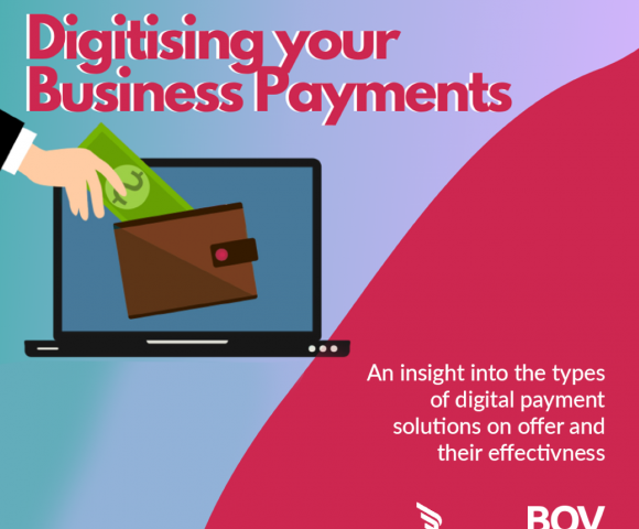 Digitisation in the Payments Landscape