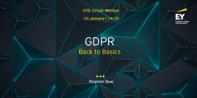 GDPR: Back To Basics Webinar