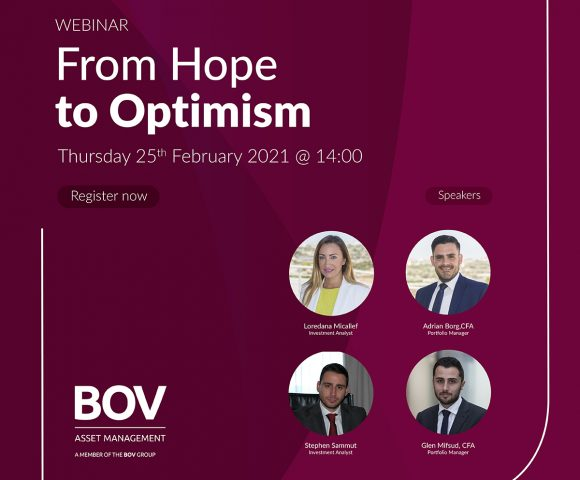 From Hope to Optimism – Webinar by BOV Asset Management