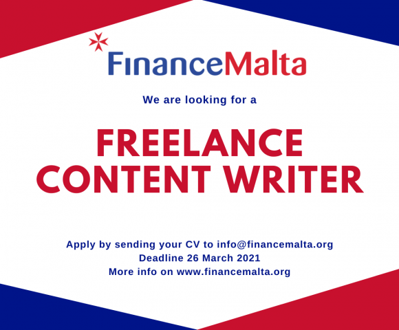Job offer – Freelance Content Writer