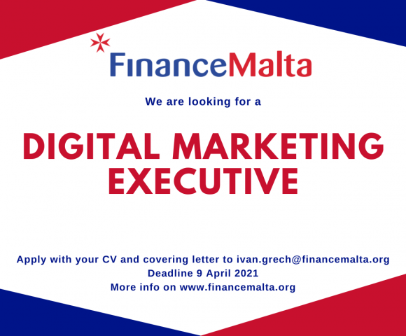 Vacancy – Digital Marketing Executive