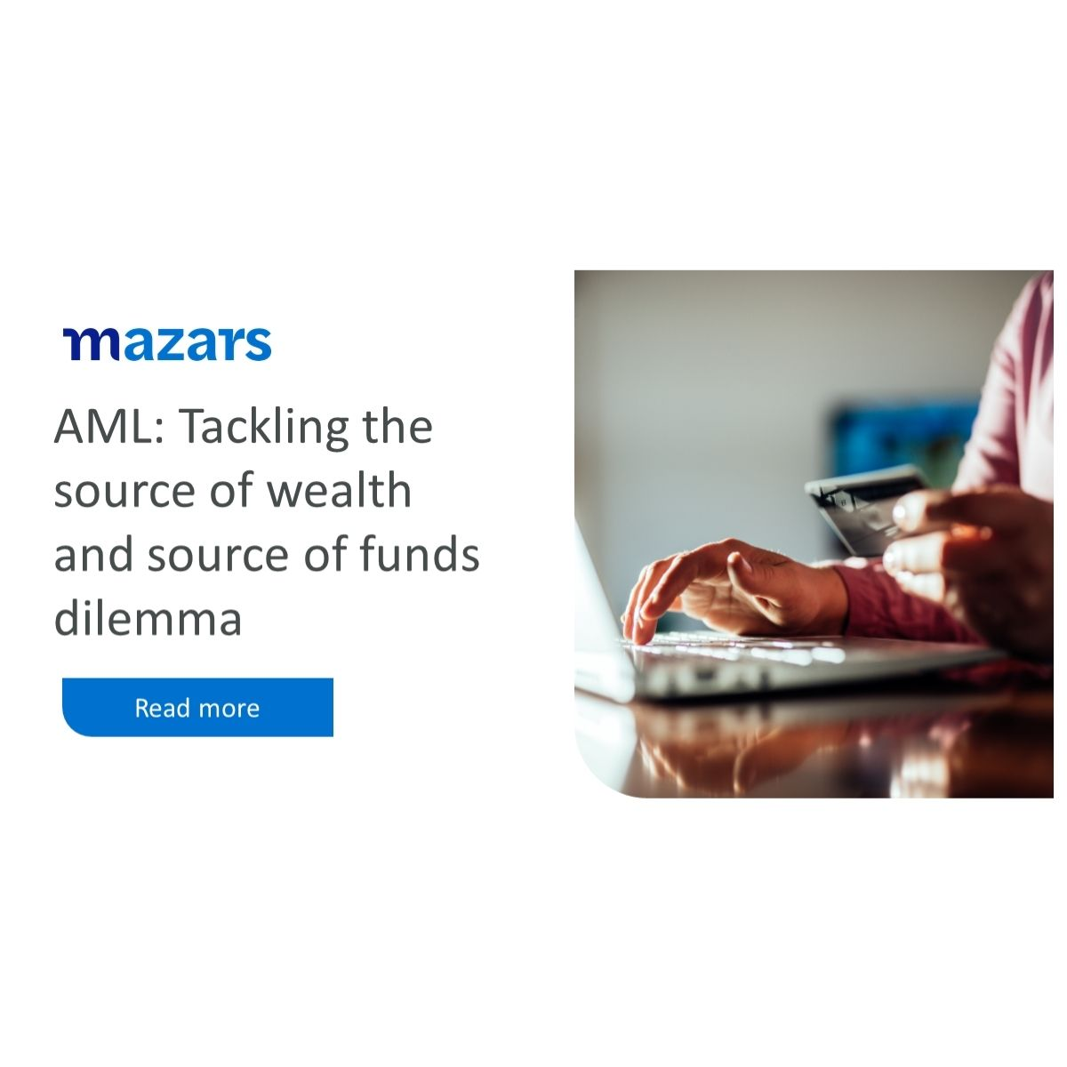 Tackling the source of wealth and source of funds dilemma