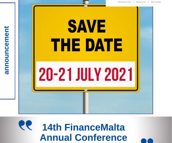FinanceMalta's 14th Annual Conference
