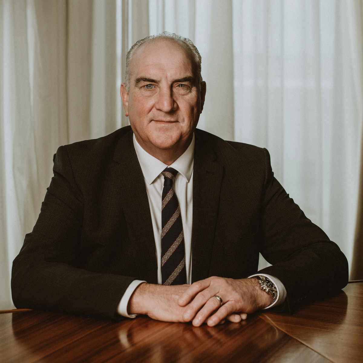 BOV Chief Executive Officer Rick Hunkin re-elected Chairman of the MBA