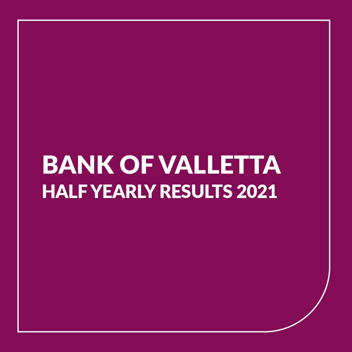 Bank of Valletta stages a revival in profitability