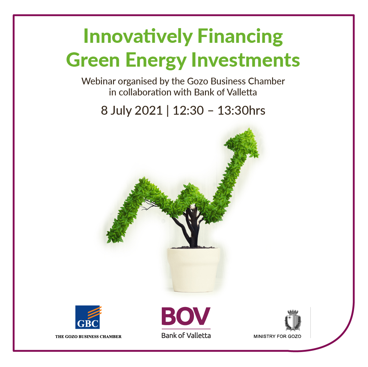 Financing green energy investments